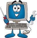 animated computer